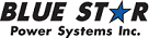 Blue Star Power Systems Logo